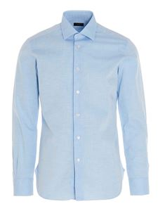 Barba - Culto shirt in light blue