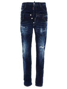 Dsquared2 - Twin Pack jeans in blue