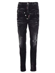 Dsquared2 - Twin Pack jeans in black