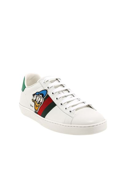 Gucci - Sneakers Ace bianche