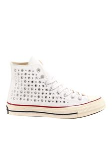 Converse - Sneakers Chuck 70 bianche