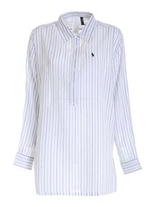 POLO Ralph Lauren - Striped shirt in black and white