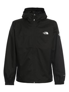 The North Face - Giacca Black Box Mountain Q nera