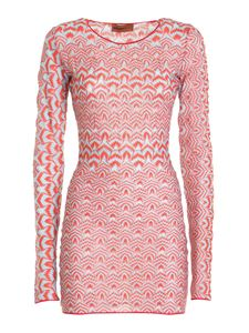Missoni - Long sleeve T-shirt in pink