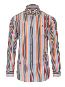 Vivienne Westwood  - Camicia Krall multicolor a righe