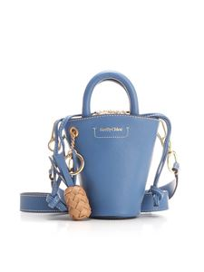 See by Chloé - Cecilya small bag in light blue
