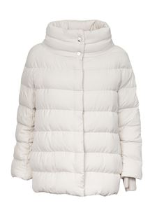 Herno - Eolo down jacket in ivory color