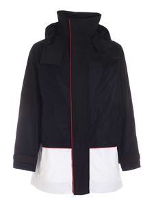 Dsquared2 - Technical jacket with logo in black