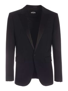 Dsquared2 - Single button jacket in black