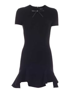 Dsquared2 - Bow dress in black
