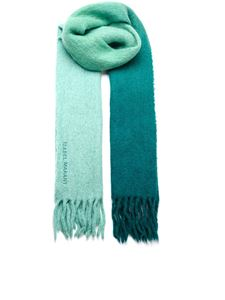 Isabel Marant - Firna scarf in green