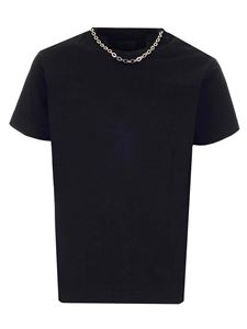 Givenchy - Chain embellishment T-shirt in black