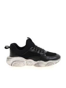 Moschino - Teddy Vintage sneakers in black