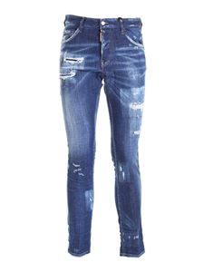 Dsquared2 - Jeans 1964 Cool Guy blu