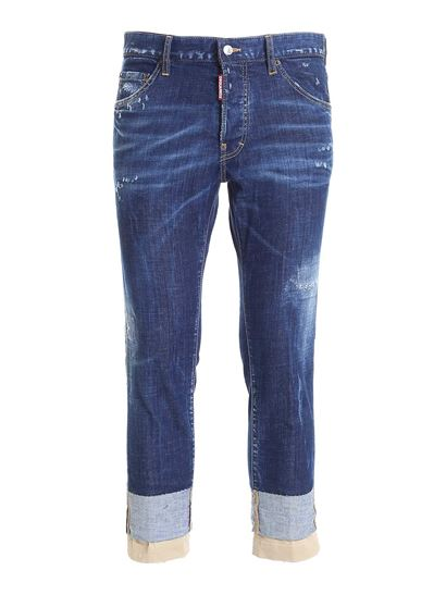 Dsquared2 - Jeans Easy Cool Guy blu