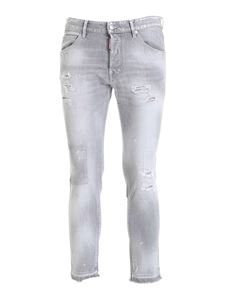Dsquared2 - Jeans Cool Guy grigio