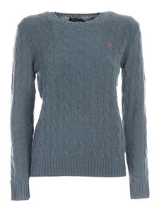 POLO Ralph Lauren - Cable sweater in green