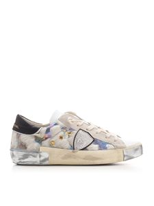 Philippe Model - Prsx Mixage Cheveux holographic sneakers