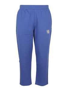 OPENING CEREMONY - Joggers con stampa logo blu