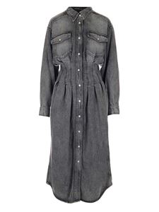 Isabel Marant Étoile - Tomie dress in gray