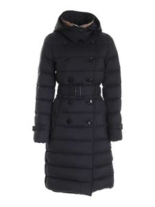 Burberry - Arniston padded jacket in black