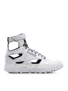 Maison Margiela - Gladiator High Top sneakers in white