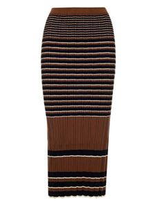 Theory - Long multicolor skirt