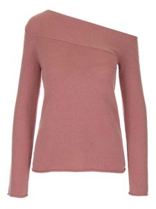Theory - Cashmere knit top in pink
