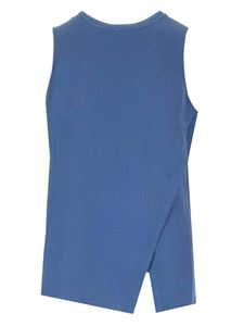 Theory - Sleeveless top in light blue