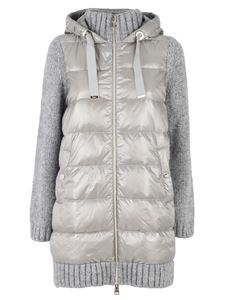 Herno - Padded jacket in grey