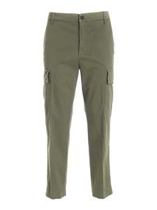 Dondup - Layla pants in green