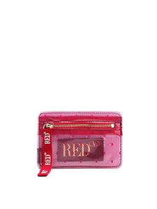 Red V - Joy2Go small clutch bag in pink