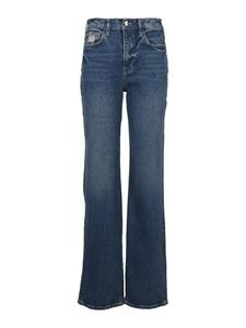 Frame - Le Jane jeans in blue