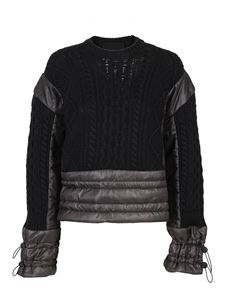 Red Valentino - The Black Tag sweater in black