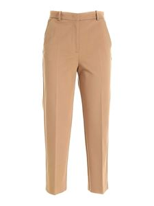 Pinko - Ghibli trousers in camel color