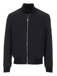 Givenchy - Wool bomber jacket in black