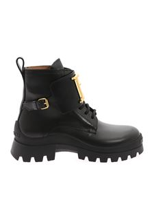 Dsquared2 - D2 Statement ankle boots in black