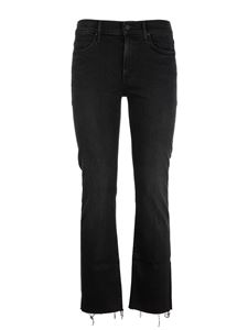 Mother - Jeans The rascal ankle snippet neri