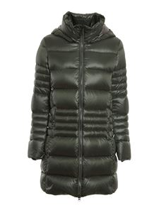 Colmar Originals - Quilted padded coat in green