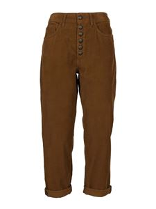 Dondup - Koons Gioiello jeans in brown