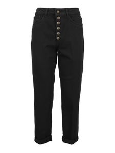 Dondup - Koons Gioiello jeans in black