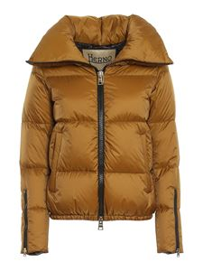 Herno - Bryce puffer jacket in yellow