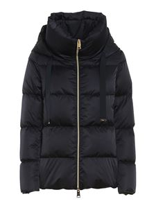 Herno - Polartec® puffer jacket in blue