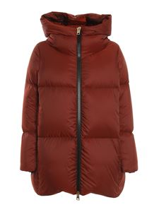 Herno - Bryce puffer jacket in red