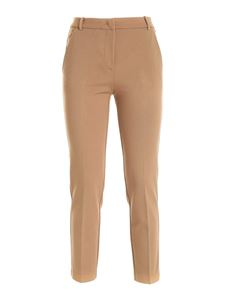 Pinko - Bello pants in camel color