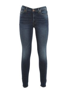 7 For All Mankind - Jeans skinny blue