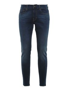 7 For All Mankind - Jeans Ronnie Tapered blu