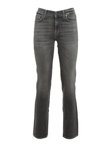 7 For All Mankind - Jeans The Straight Soho grigi