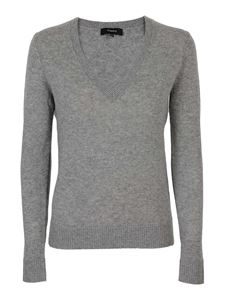 Theory - Cashmere jumper in gray