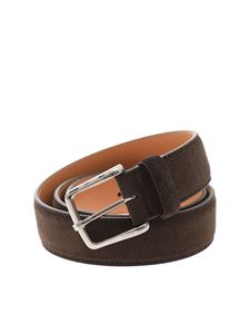 Tod's - New Basic belt in brown